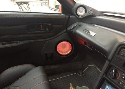 02-honda-civic-crx-custom-door-panel-speaker-build-black-orange-stitching
