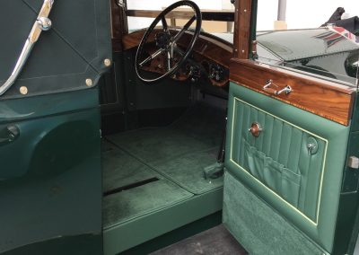 12-rolls-royce-1931-coupe-interior-restoration-green-leather