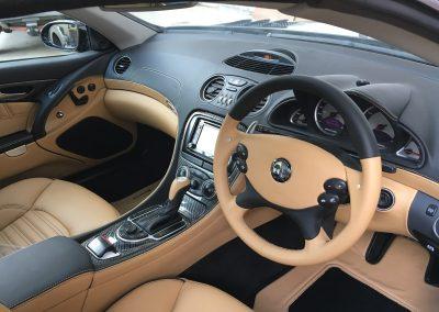 6-mercedes-amg-sl55-nappa-leather-dashboard-seats-steering-wheel
