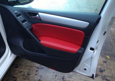 56-vw-golf-red-leather-door